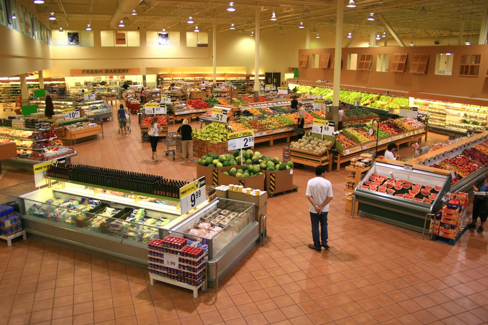 Project Thumnail - H-E-B Grocery Store Chain